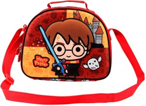 Bolsa portameriendas 3D Harry Potter Sword