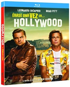 Erase una vez…en Hollywood Blu-ray