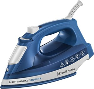 Plancha de vapor Russell Hobbs Light & Easy Brights