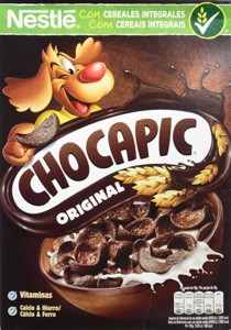 Cereales Nestlé Chocapic – Pack de 14 x 375 gr