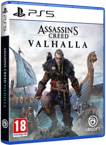 Assassin's Creed Valhalla (PS5, PS4 y XBOX)
