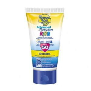 Banana Boat Advanced Kids Loción SPF50 60 ml