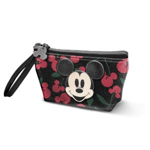 Monedero Disney Mickey Cherry Karactermania Negro