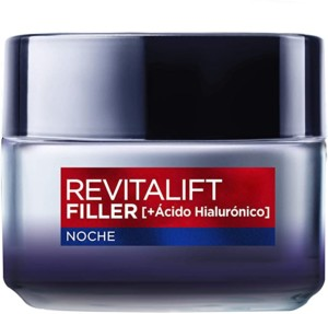 Crema de noche revitalizante L'Oréal Paris Revitalift Filler 50 ml