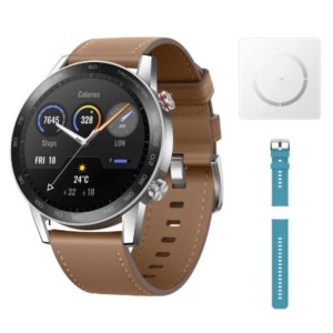 HONOR MagicWatch 2 Flax Brown + HONOR Scale 2 + HONOR Easy Fit