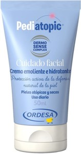 Pediatopic cuidado facial 50ml