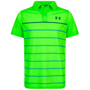 Polo Under Armour Threadborne para niño