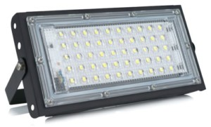 Foco LED impermeable de 50 W