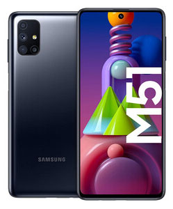 Samsung Galaxy M51 6GB/128GB + 50€ de saldo Amazon