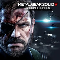 Metal Gear Solid V: Ground Zeroes (PS4 Digital)
