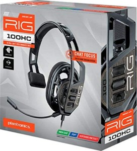 Auriculares Gaming Plantronics RIG 100 HC