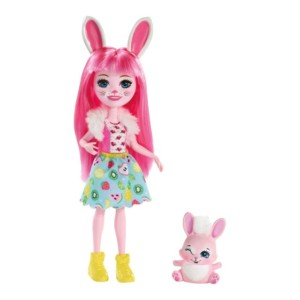 Muñecas Enchantimals con mascota desde 5,37€