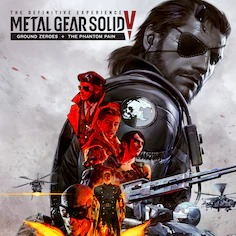 Metal Gear Solid V: The Definitive Experience (PS4 Digital)