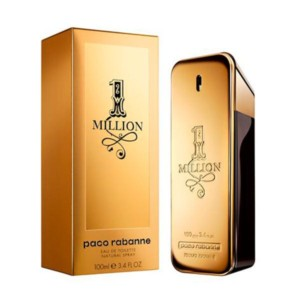 Paco Rabanne One Million Eau de Toilette para hombre 200 ml