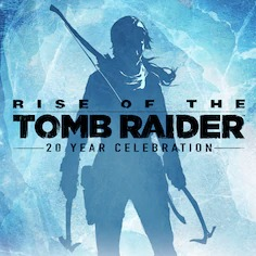 Rise of the Tomb Raider: 20º aniversario (PS4 Digital)