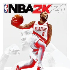 NBA 2K21 (PS4 Digital)