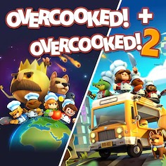 Overcooked! + Overcooked! 2 (PS4 Digital)