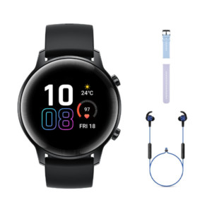 HONOR MagicWatch 2 + Auriculares + Correa