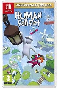 Human: Fall Flat Anniversary Edition Nintendo Switch