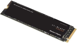 SSD NVMe interno WD BLACK SN750 500 GB