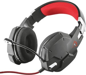 Auriculares Trust Gaming GXT 322 Carus
