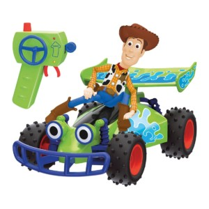 Radiocontrol Toy Story 4 buggy con Woody