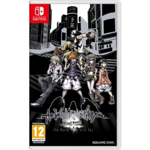 World Ends With You Final Remix Nintendo Switch