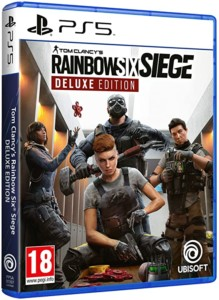 Rainbow Six Siege Deluxe Edition PS5
