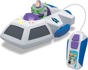 Nave radiocontrol Buzz Disney Toy Story 4