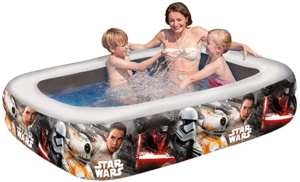Piscina Happy People Star Wars 200x150x50 cm