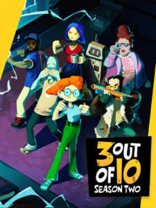 3 out of 10: Season Two (Juego GRATIS para PC)
