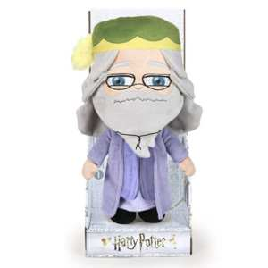 Peluche Dumbledore de Harry Potter 28 cm