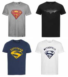 Camisetas GOZOO x Batman o Superman