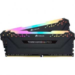 Corsair Vengeance RGB Pro Optimizado AMD DDR4 3200 16GB 2x8GB CL16