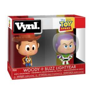 Funko Toy Story Woody + Buzz Lightyear