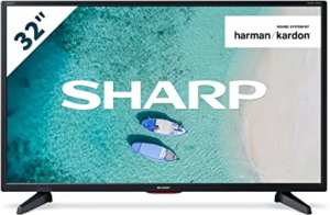 TV 32″ Sharp 32CB6E HD Ready