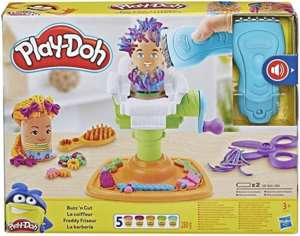 La barbería de Play Doh