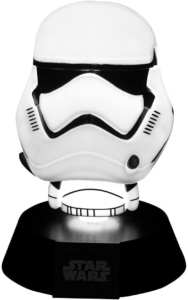 Lámpara casco Stormtrooper de Star Wars