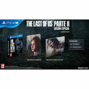 The Last Of Us Parte 2 Edición Especial PS4