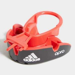 Protector bucal adidas Silver Mouth Guard