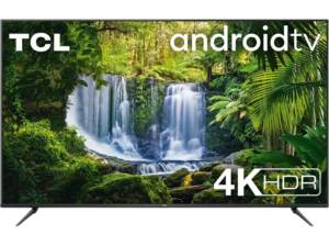 TV 50″ TCL 50P618 4K UHD Android TV
